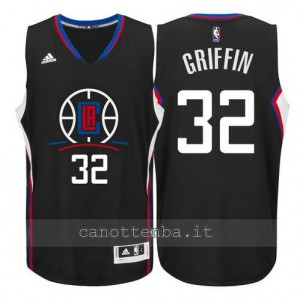 canotte blake griffin #32 los angeles clippers 2015-2016 nero