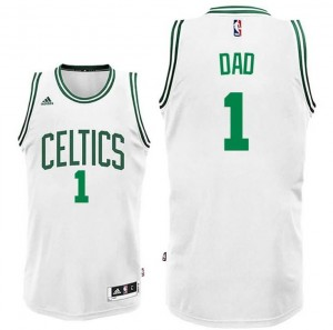 canotte dad logo 1 boston celtics 2015-2016 bianca
