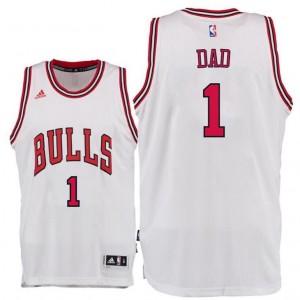 canotte dad logo 1 chicago bulls 2016 bianca