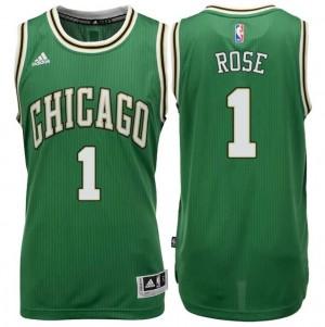 canotte derrick rose 1 chicago bulls 2016 verde