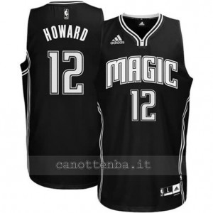 canotte dwight howard #12 orlando magic nero