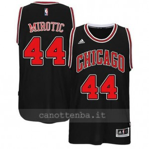canotte nikola mirotic #44 chicago bulls 2014-2015 nero