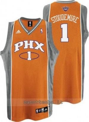 maglia amar'e stoudemire #1 phoenix suns soul arancia
