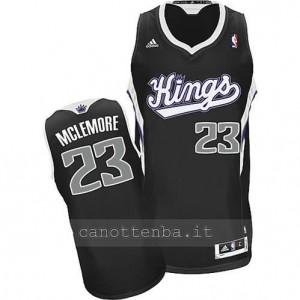 maglia ben McLemore #23 sacramento kings revolution 30 nero