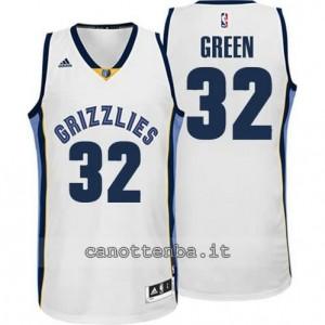 maglia mayo #32 memphis grizzlies 2014-2015 bianca