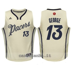 maglia nba bambino indiana pacers paul george #13 natale 2015
