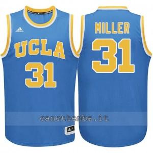maglia ncaa ucla bruins reggie miller #31 blu
