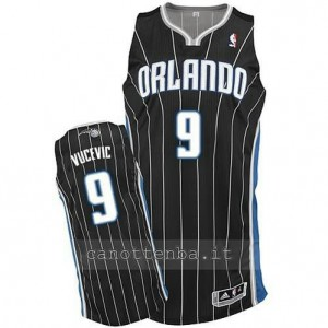 maglia nikola vucevic #9 orlando magic alternato nero