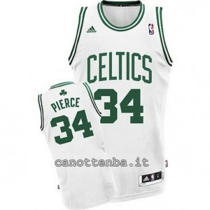 maglia paul pierce #34 boston celtics revolution 30 bianca