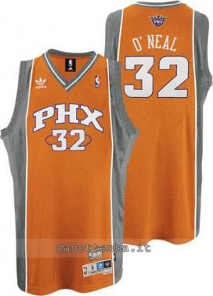 maglia shaquille o'neal #32 phoenix suns soul arancia