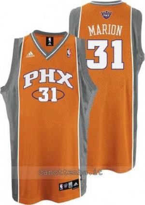 maglia shawn marion #31 phoenix suns soul arancia