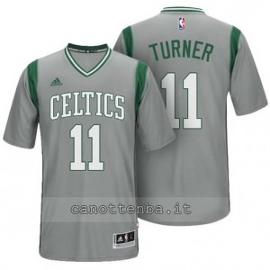 maglietta evan turner #11 boston celtics alternato grigio
