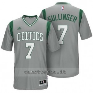 maglietta jared sullinger #7 boston celtics alternato grigio