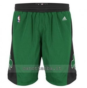 pantaloncini nba boston celtics verde