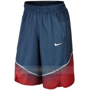 pantaloncini nba fiba usa 2014 blu