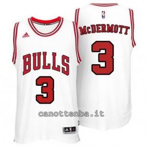 canotte doug mcdermott #3 chicago bulls 2014-2015 bianca
