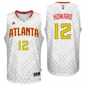 canotte dwight howard 12 atlanta hawks 2015-2016 bianca
