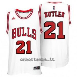 canotte jimmy butler #21 chicago bulls 2014-2015 bianca