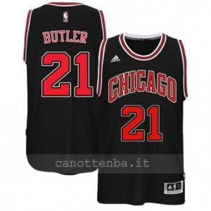 canotte jimmy butler #21 chicago bulls 2014-2015 nero