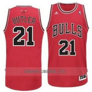 canotte jimmy butler #21 chicago bulls revolution 30 rosso