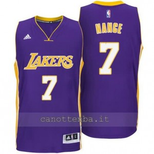 canotte larry nance #7 los angeles lakers 2014-2015 porpora