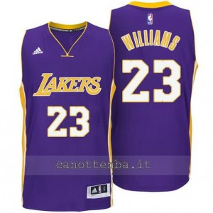 canotte lou williams #23 los angeles lakers 2014-2015 porpora