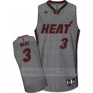 maglia dwyane wade #3 miami heat moda static
