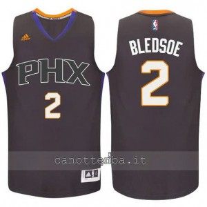 maglia eric bledsoe #2 phoenix suns 2015-2016 nero