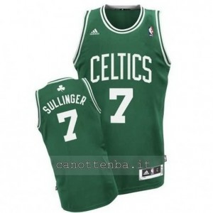 maglia jared sullinger #7 boston celtics revolution 30 verde