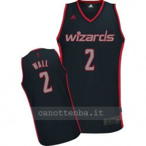maglia john wall #2 washington wizards moda graystone