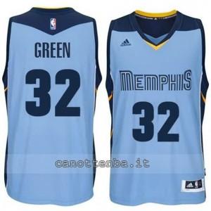 maglia mayo #32 memphis grizzlies 2014-2015 blu