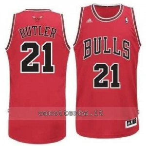 maglia nba bambino chicago bulls jimmy butler #21 rosso