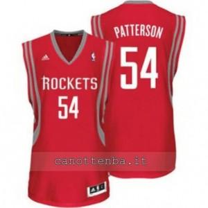 maglia patrick patterson #54 houston rockets revolution 30 rosso