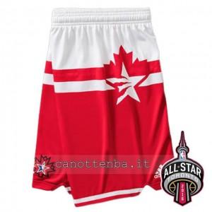 pantaloncini basket nba all star 2016 rosso