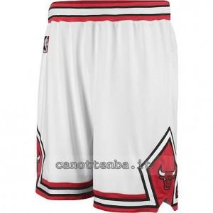 pantaloncini nba chicago bulls bianca